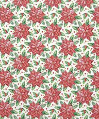 Tecido Tricoline AM-5061 Estampado Digital - 5833 D Natal