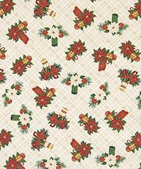Tecido Tricoline AM-5061 Estampado Digital - 5839 D Natal