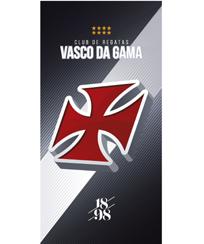 Toalha Praia Dohler Velour - Vasco da Gama 07