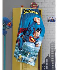 Toalha Banho Dohler Velour - Superman 10