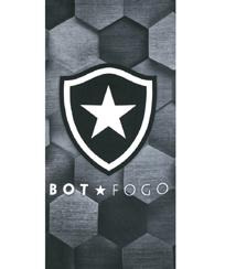 Toalha Praia Dohler Velour - Botafogo 07 - 76x152cm
