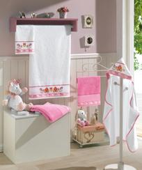 Toalha Dohler p/ bordar Baby Kids - FJ-6241