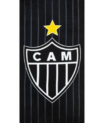 Toalha Praia Dohler Velour - Atlético Mineiro 07 - 70X140CM