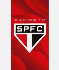 Toalha Praia Dohler Velour - São Paulo 07 - 70X140CM