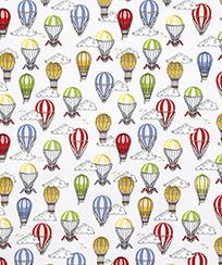Tecido para Patchwork AM-2594 Estampado - Balões - 5543