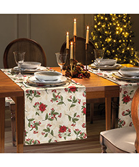 Trilho de Mesa Dohler Celebra Estampado - Natal 95