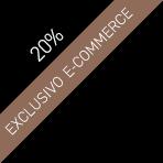 20% Exclusivo