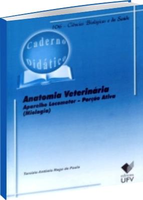 Anatomia Veterinária - Aparelho Locomotor - Porção Ativa (Miologia)