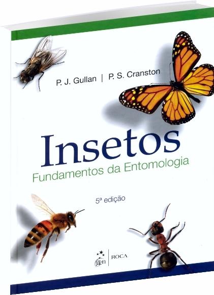 Insetos Fundamentos da Entomologia 5ª Edição