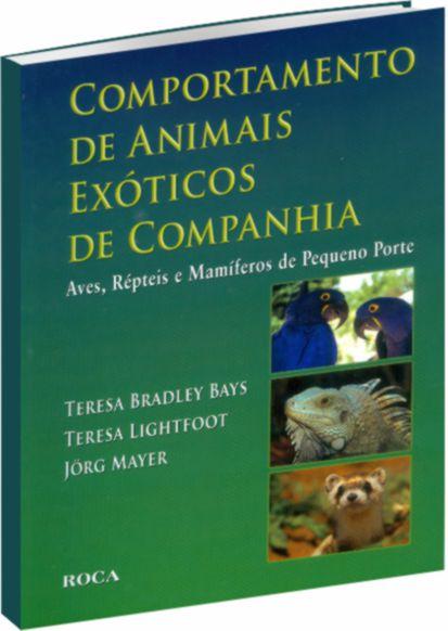 Comportamento de Animais Exóticos de Companhia