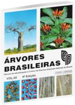 Árvores Brasileiras Vol 2