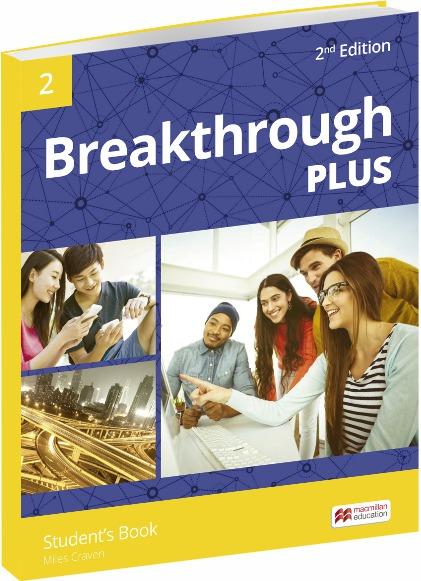 Breakthrough Plus - Nível 2 / CELIN