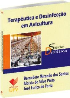 Terapêutica e desinfecção em avicultura - Série Didática