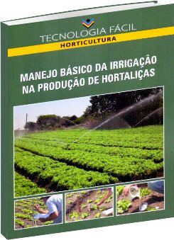 Manejo básico da irrigação na produção de hortaliças