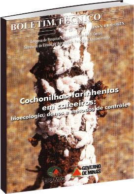 Cochonilhas-farinhentas em cafeeiros: bioecologia, danos e métodos de controle