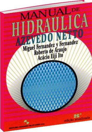 Manual de Hidráulica - 8ª Edição