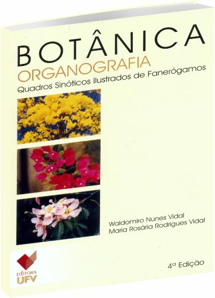 livro de botanica organografia