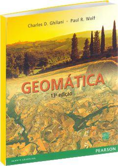 Geomática 13ª  edição