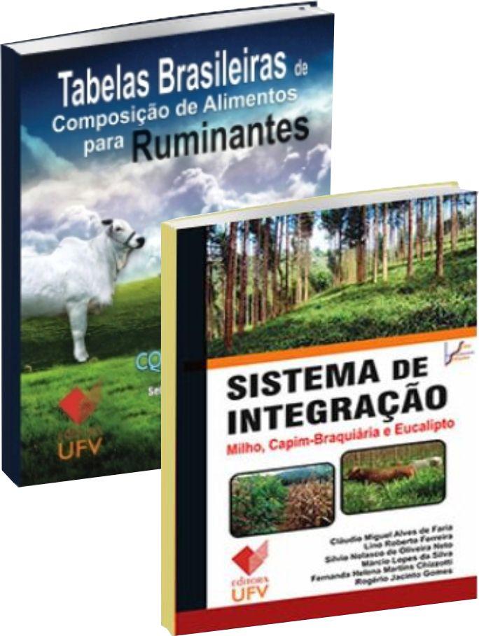 Tabelas Brasileiras de Composição de Alimentos  + Sistema de Integração