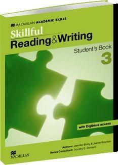 Skillful - Reading & Writing 3 / Nível 3 NUCLI