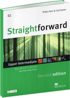 Straightforward - B2 - Students Book - Nível 5 / CELIN