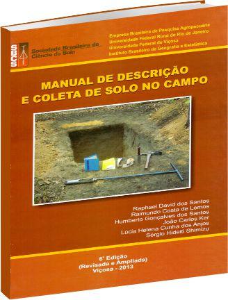 Manual de Descrição e Coleta de Solo no Campo