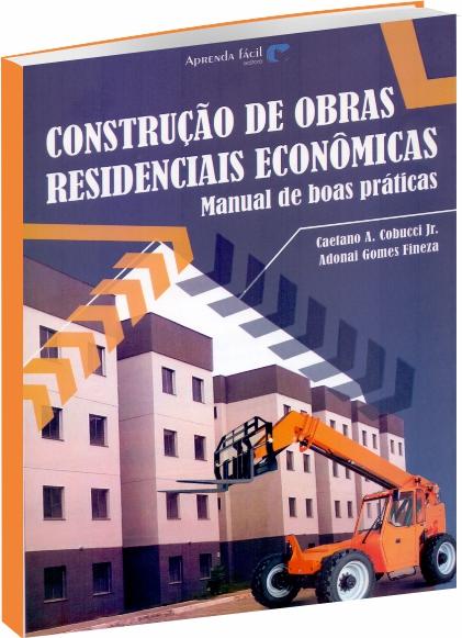 Livro Construção de Obras Residenciais Econômicas
