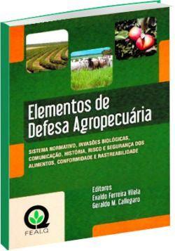 Elementos de Defesa Agropecuária