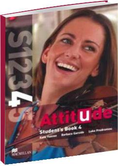 Attitude Students Book 4