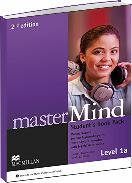 Mastermind Level 1 Students Book 2nd edition