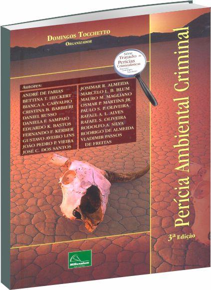 Perícia Ambiental Criminal – 3ª Edição