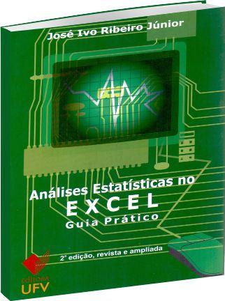 Análises Estatísticas no Excel  - 2ª Edição