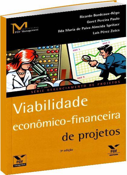 Viabilidade econômica-financeira de projetos
