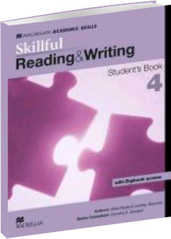 Skillful - Reading & Writing 4 / / Nível 4 NUCLI