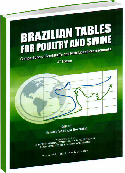Brazilian Tables For Poultry And Swine