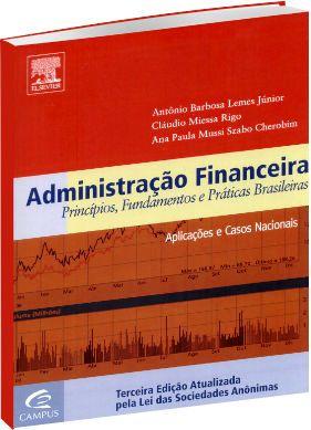 Administração Financeira 3ª edição