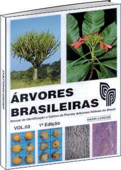 Árvores Brasileiras Vol 3