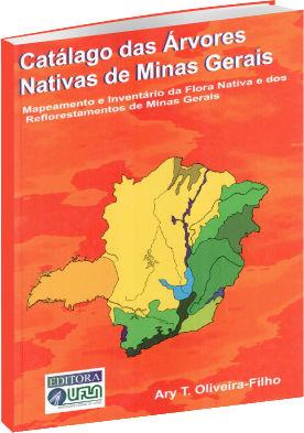 Catálogo das Árvores Nativas de Minas Gerais