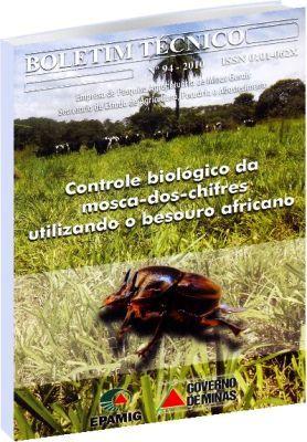 Controle Biológico da Mosca-Dos-Chifres Utilizando o Besouro Africano