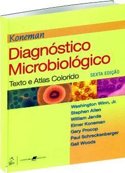 Diagnóstico Microbiológico - Texto e Atlas Colorido