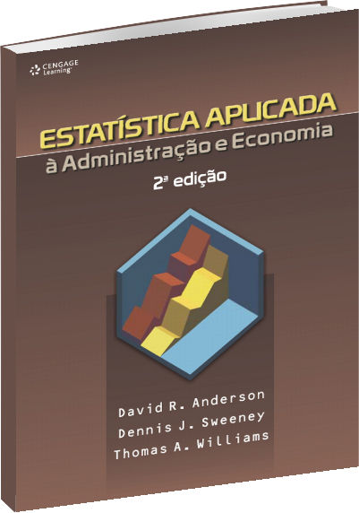 Estatística aplicada à Administração e Economia – 2ª Edição
