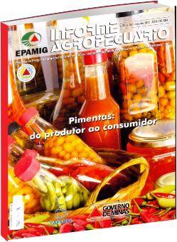 Informe Agropecuário - Pimentas: do produtor ao consumidor