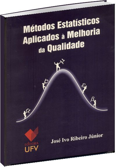 Métodos estatísticos aplicados à melhoria da qualidade
