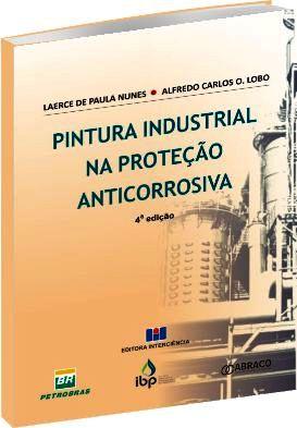 Pintura industrial na proteção anticorrosiva