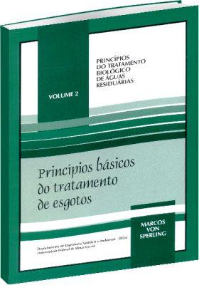 Princípios Básicos do Tratamento de Esgotos - Volume 2