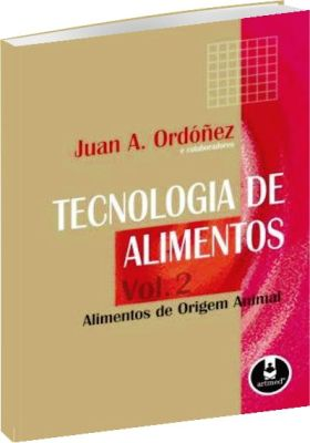 Tecnologia de Alimentos Vol. 2