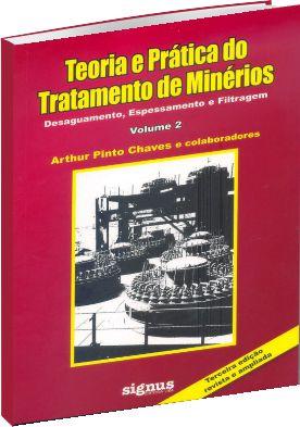 Teoria e Prática do Tratamento de Minérios - Volume 2
