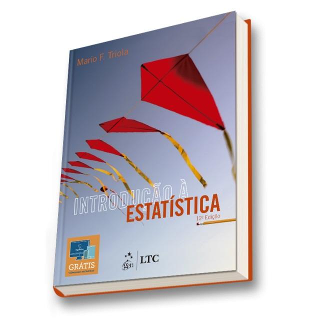 Introdução à Estatística - Triola