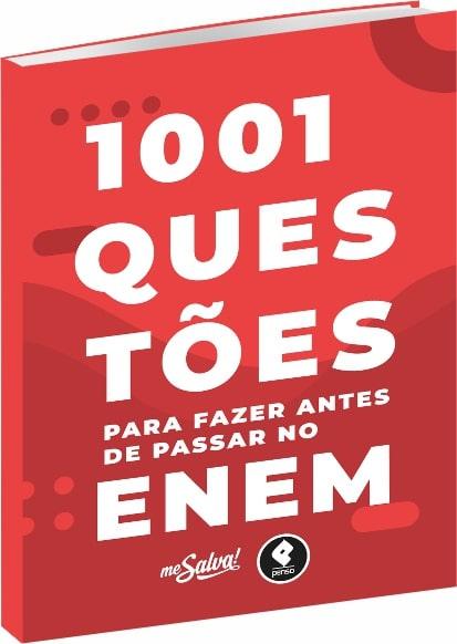1001 Questões Para Fazer Antes de Passar no Enem + O Livro do Aprovado