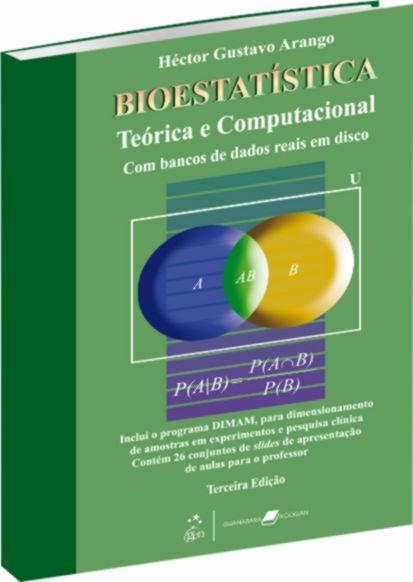 Bioestatística-Teórica e Computacional